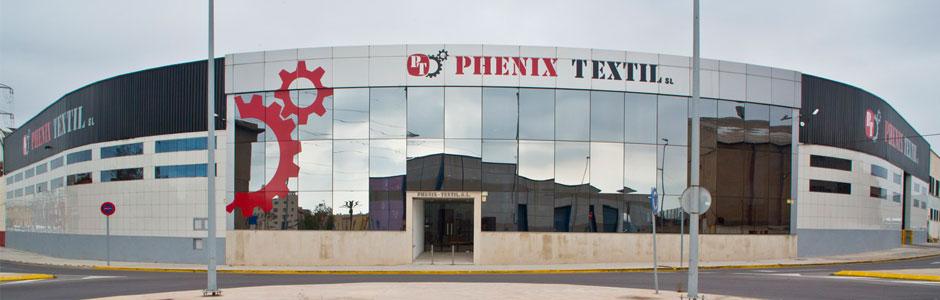 Instalaciones de Phenix Textil